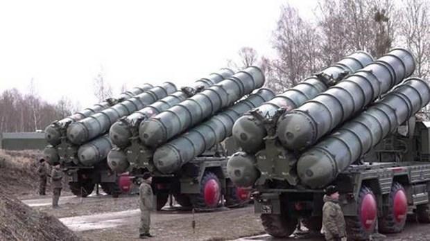 Nga: To hop S-400 bat dau nhan nhiem vu truc chien o Bac Cuc hinh anh 1