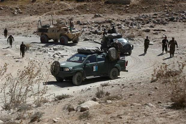 Nga: My dinh liu toi viec dua cac phan tu IS den Afghanistan hinh anh 1
