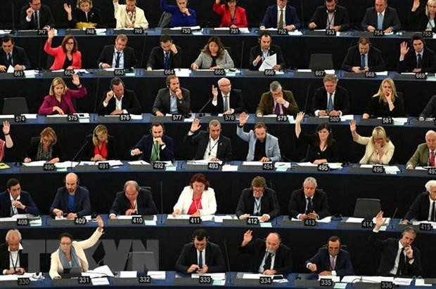 EU: Kho thay giai phap Brexit voi quan diem cua Anh hien nay hinh anh 1