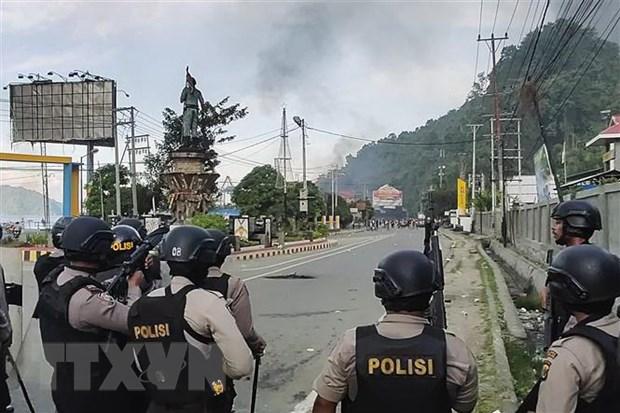 Indonesia: Hang chuc nguoi thuong vong trong vu bao loan tai Papua hinh anh 1