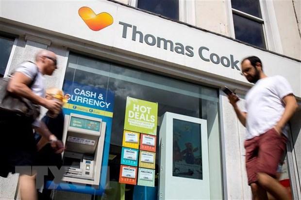 Tai sao Thomas Cook lai sup do sau 178 nam kinh doanh? hinh anh 1