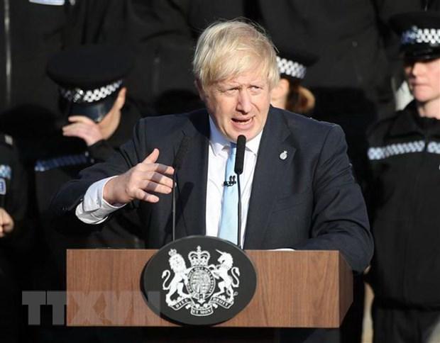 Pho Downing: Thu tuong Anh Boris Johnson se khong tu chuc hinh anh 1