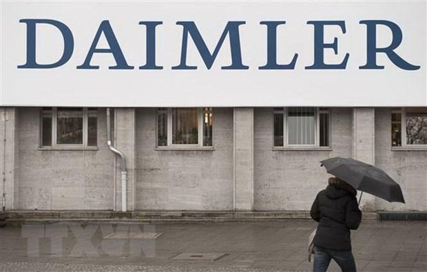 Daimler bi phat gan 1 ty USD do lien quan den vu be boi khi thai hinh anh 1