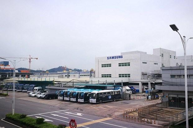 Samsung dong cua nha may smartphone cuoi cung tai Trung Quoc hinh anh 1