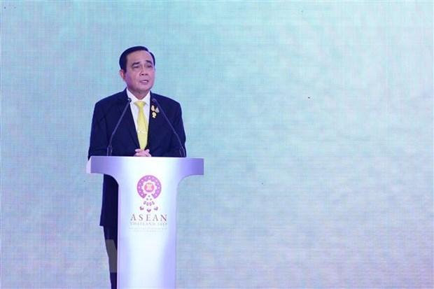 Thai Lan keu goi ASEAN 'dia phuong hoa' Muc tieu phat trien ben vung hinh anh 1