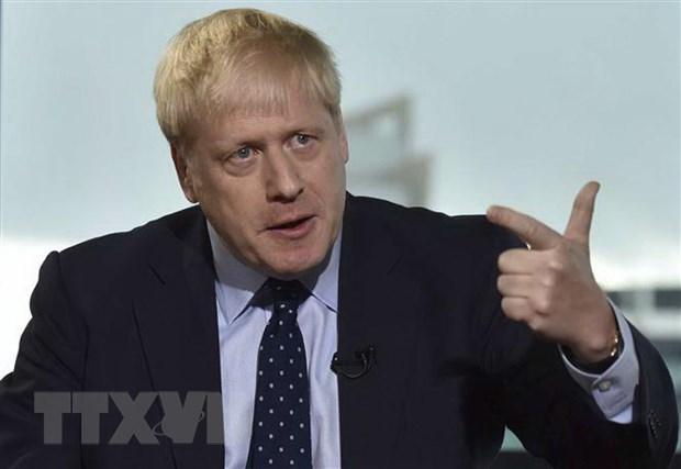 Thu tuong Anh Boris Johnson tiet lo ke hoach Brexit moi 'co nhuong bo' hinh anh 1