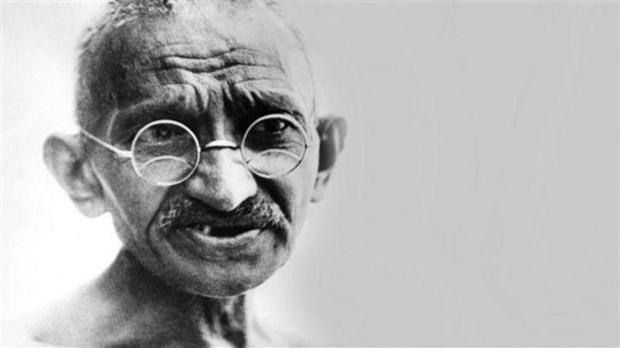 Tong Thu ky Lien hop quoc de cao di san cua lanh tu Mahatma Gandhi hinh anh 1