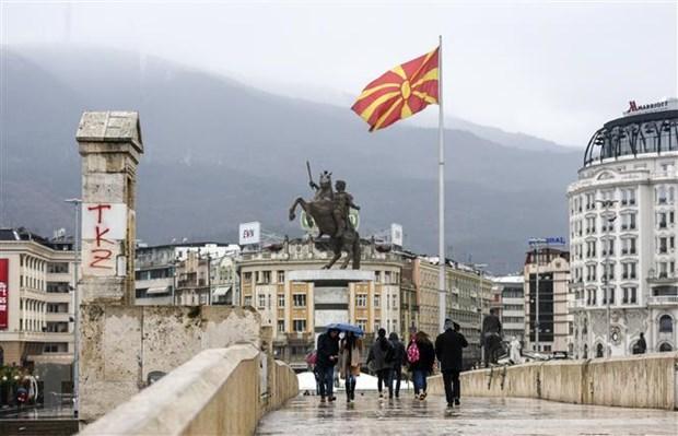 EU phat tin hieu khoi dong dam phan ket nap Bac Macedonia va Albania hinh anh 1