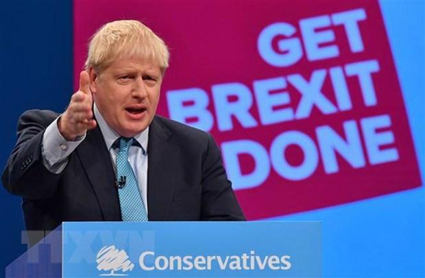 Thu tuong Anh hoi thuc EU neu ro quan diem voi ke hoach Brexit moi hinh anh 1