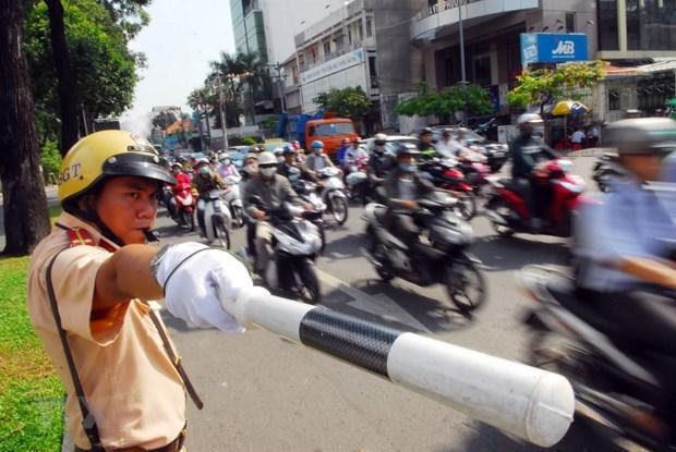 Dam bao an ninh trat tu trong tran Viet Nam doi dau Malaysia hinh anh 1