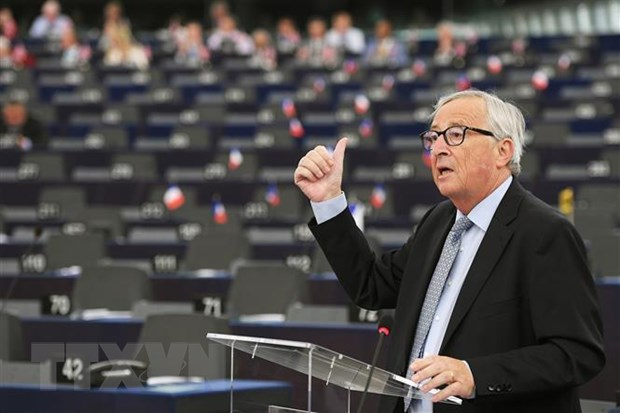 EU dua ra quan diem chinh thuc phan doi de xuat cua Anh ve Brexit hinh anh 1