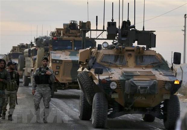 Tho Nhi Ky bac bo kha nang dam phan voi luc luong nguoi Kurd o Syria hinh anh 1