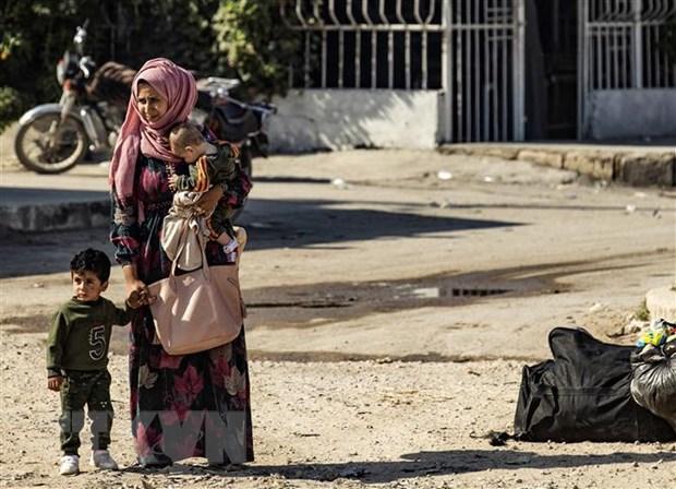 My, Nga sap doi thoai voi Tho Nhi Ky, Syria canh bao tra dua Ankara hinh anh 1