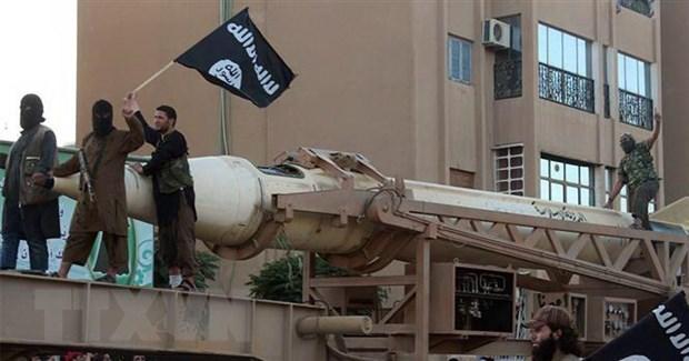My bi cao buoc dang dich chuyen cac phan tu IS tu Syria sang Iraq hinh anh 1