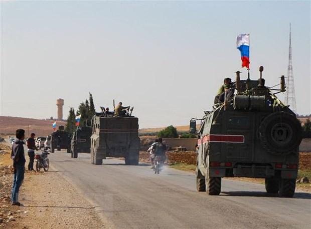 Dien Kremlin: Chi co su hien dien cua binh sy Nga o Syria la hop phap hinh anh 1