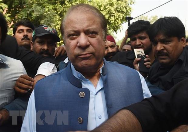 Cuu Thu tuong Pakistan Nawaz Sharif duoc tai ngoai do suc khoe xau hinh anh 1