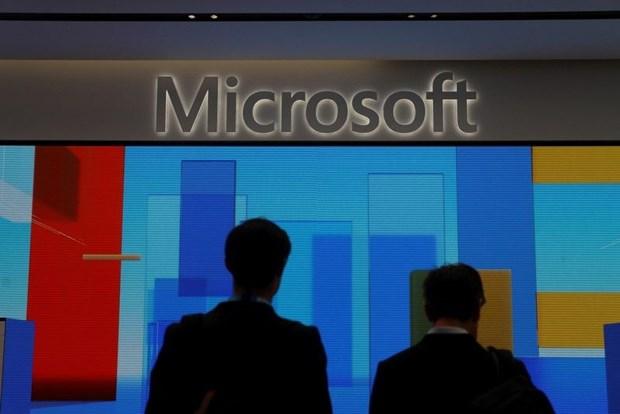 Lau Nam Goc chon Microsoft cho du an dien toan dam may 10 ty USD hinh anh 1