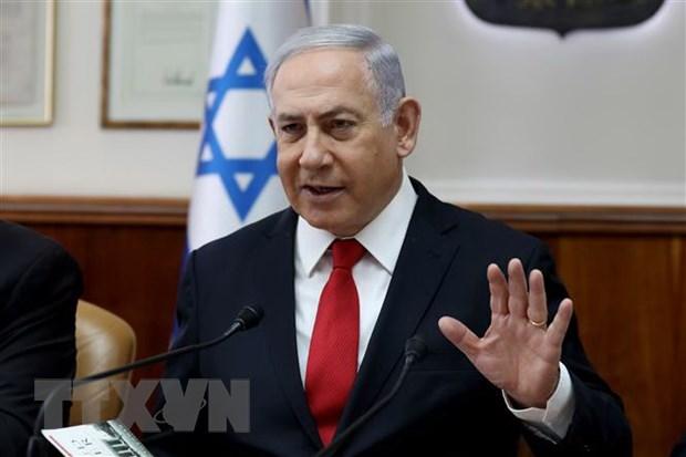 Thu tuong Israel Netanyahu kiem nhiem them mot chuc bo truong hinh anh 1