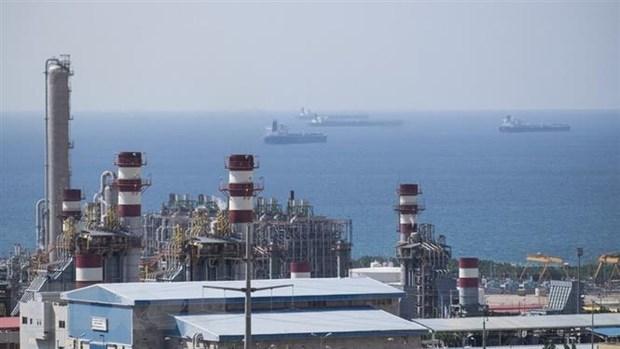 Iran hy vong cac nha san xuat giam san luong tai cuoc hop cua OPEC hinh anh 1