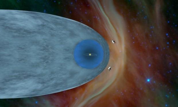Voyager 2 giup gioi khoa hoc co kham pha moi ve ranh gioi he Mat Troi hinh anh 1