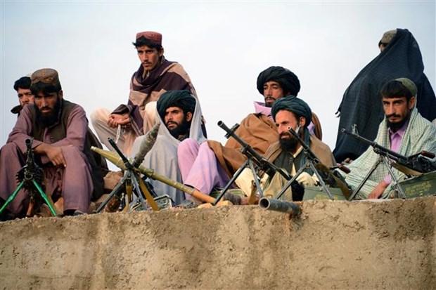 Afghanistan-Trung Quoc thao luan ke hoach to chuc doi thoai Taliban hinh anh 1