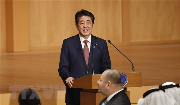 Thu tuong Nhat Ban Shinzo Abe pha tan tin don giai tan Ha vien hinh anh 1
