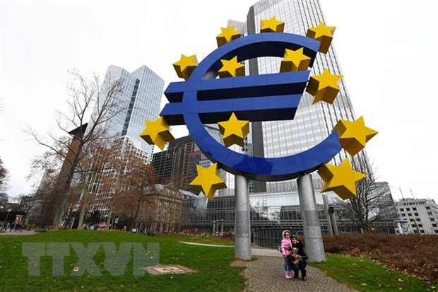 Kinh te Eurozone doi mat voi nguy co suy giam trong quy 4 hinh anh 1
