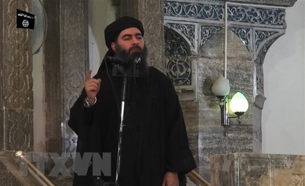 Tong thong Erdogan: Tho Nhi Ky bat duoc vo cua al-Baghdadi hinh anh 1