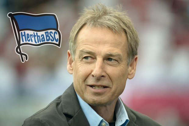Huyền thoại Klinsmann tham gia vào hội đồng quản trị của Hertha Berlin