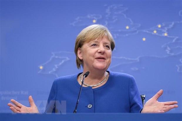 Thủ tướng Đức nỗ lực làm dịu căng thẳng trong quan hệ với Mỹ