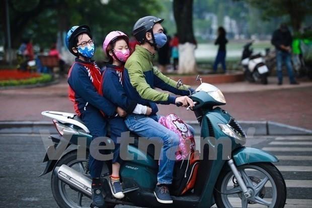 Cac tinh Bac Bo sap don gio mua, Quang Tri den Quang Ngai mua rat to hinh anh 1