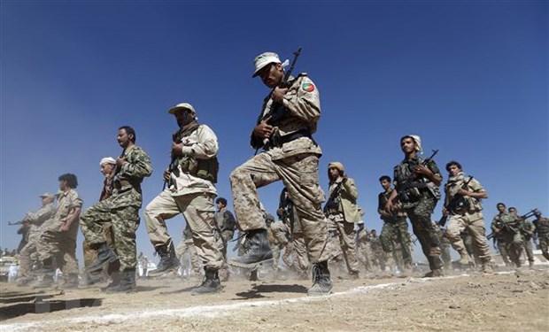 Saudi Arabia thao luan voi Houthi ve lenh ngung ban o Yemen hinh anh 1