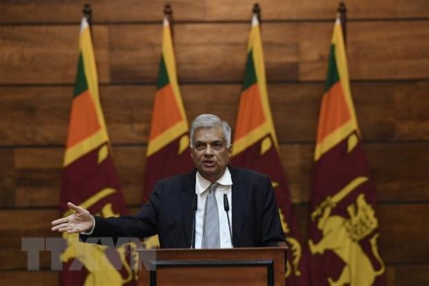 Thu tuong Sri Lanka Ranil Wickremesinghe se tuyen bo tu chuc hinh anh 1