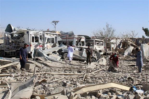 EU tang gap doi vien tro tai chinh khan cap cho Afghanistan hinh anh 1