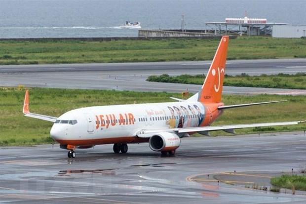 Hang hang khong Jeju Air mo tuyen duong bay thang toi dao Phu Quoc hinh anh 1