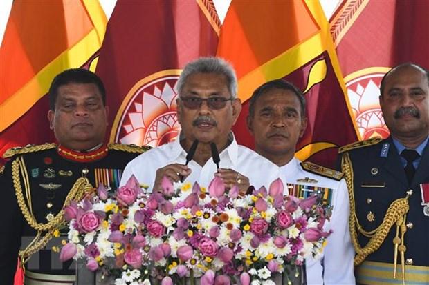 Tong thong Sri Lanka bo nhiem 16 thanh vien vao noi cac lam thoi hinh anh 1