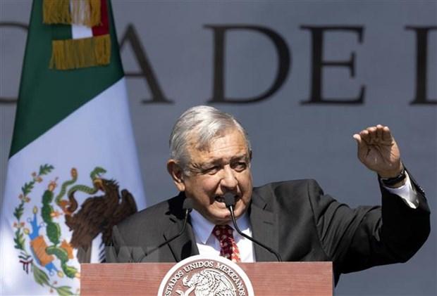 Tong thong Mexico Lopez Obrador da lam duoc gi sau 1 nam cam quyen? hinh anh 2