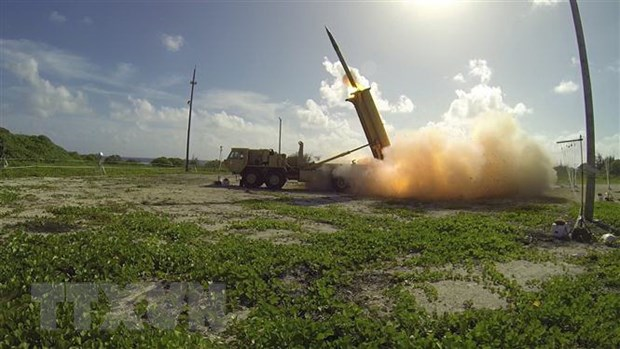 Trung Quoc bay to mong muon hoa giai voi Han Quoc ve THAAD hinh anh 1