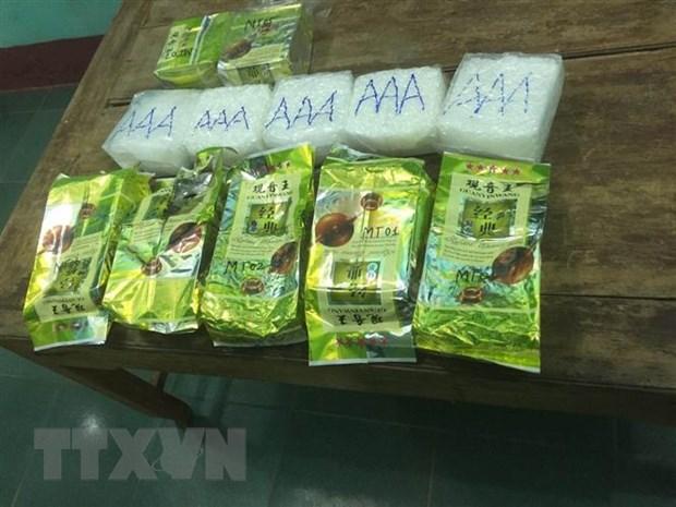 Xac dinh 7 goi vuong nguoi dan nhat tren bai bien Quang Tri la ma tuy hinh anh 1