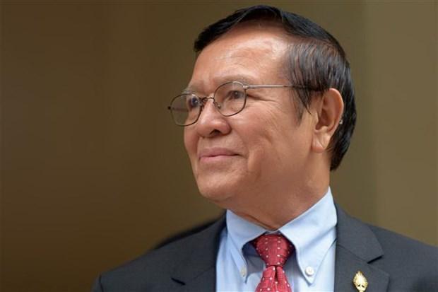 Toa an Campuchia chuan bi xet xu thu linh doi lap Kem Sokha hinh anh 1