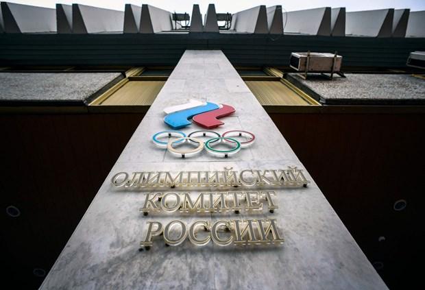 Nga bi cam tham gia cac giai Olympic va World Cup trong 4 nam hinh anh 1