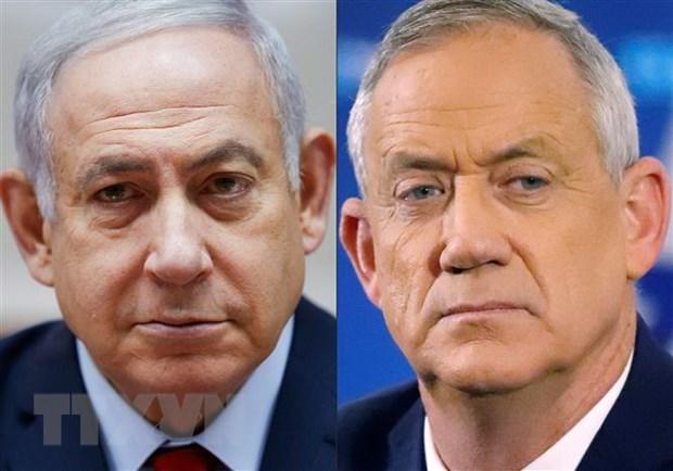 Israel: Hai dang lon nhat tri lua chon thoi diem to chuc bau cu hinh anh 1