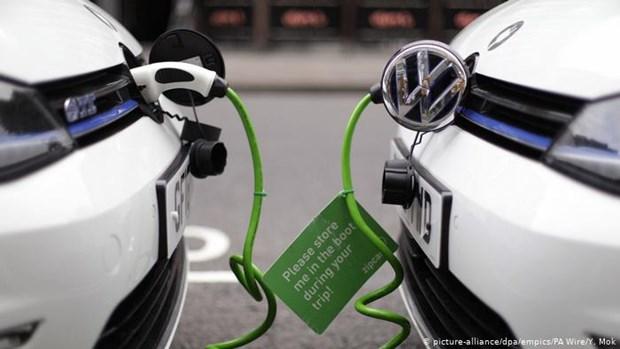 EU phe duyet khoan tro cap tri gia hang ty euro san xuat pin xe dien hinh anh 1