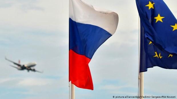 EU gia han cac bien phap trung phat Nga them 6 thang nua hinh anh 1