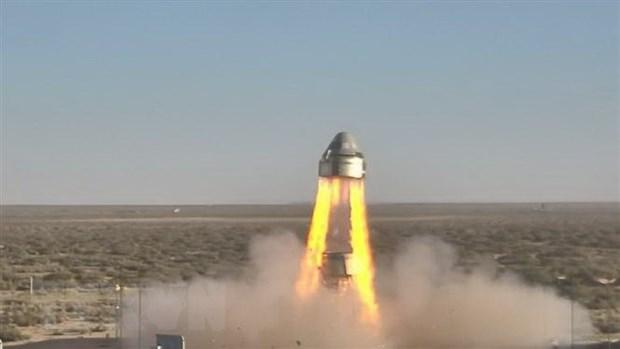 NASA thu nghiem that bai tau vu tru khong nguoi lai cua Boeing hinh anh 1