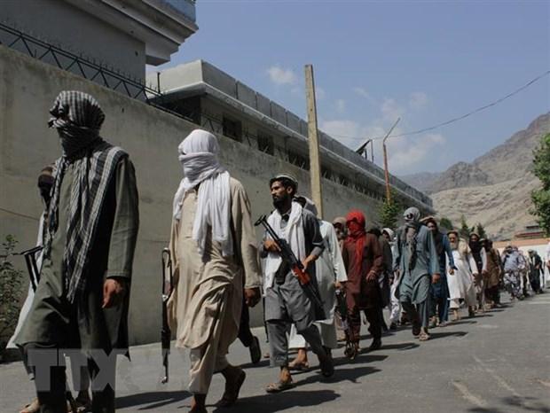 Taliban thua nhan tan cong lam binh sy My thiet mang o Afghanistan hinh anh 1