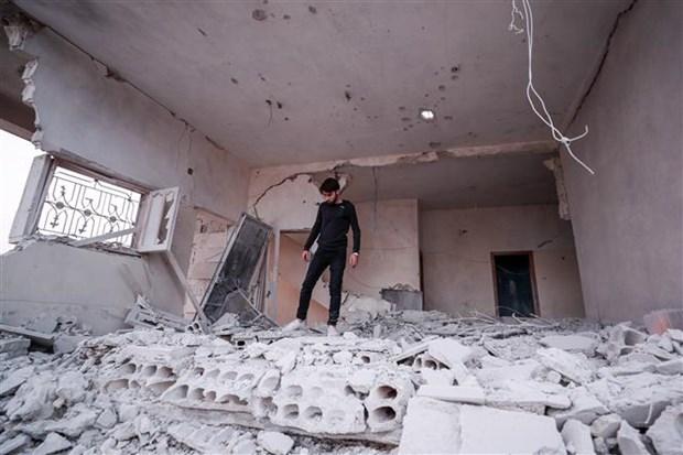 Lien hop quoc quan ngai van de an ninh tai tinh Idlib cua Syria hinh anh 1