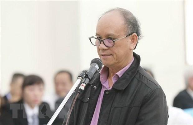 Xu nguyen lanh dao Da Nang: Ong Tran Van Minh khai viec ban 22 nha dat hinh anh 1