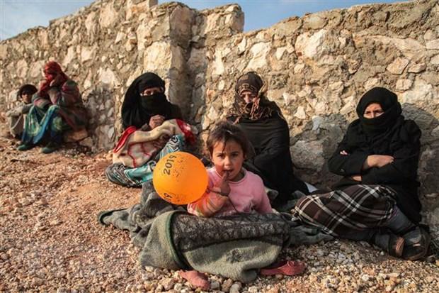 SOHR: Hon 380.000 nguoi chet trong gan 9 nam chien tranh o Syria hinh anh 1