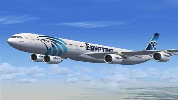 Ai Cap: Hang Egypt Air tam ngung cac chuyen bay toi Baghdad hinh anh 1